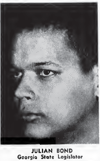 Bond, as pictured in the Williams Record, 1969
